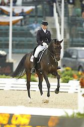 KLEIN Susan de, Prins 32<br /> Kentucky - Alltech FEI WEG 2010<br /> /Stefan Lafrentz