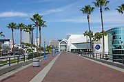 Long Beach Convention Center Promenade
