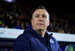 BIRKENHEAD, ENGLAND - Friday, January 4, 2019: Tranmere Rovers' manager Micky Mellon before the FA Cup 3rd Round match between Tranmere Rovers FC and Tottenham Hotspur FC at Prenton Park. (Pic by David Rawcliffe/Propaganda)
