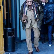 NLD/Amsterdam/20121208 - Herdenkingsdienst voor de verleden Jeroen Willems, Frank Houtappels