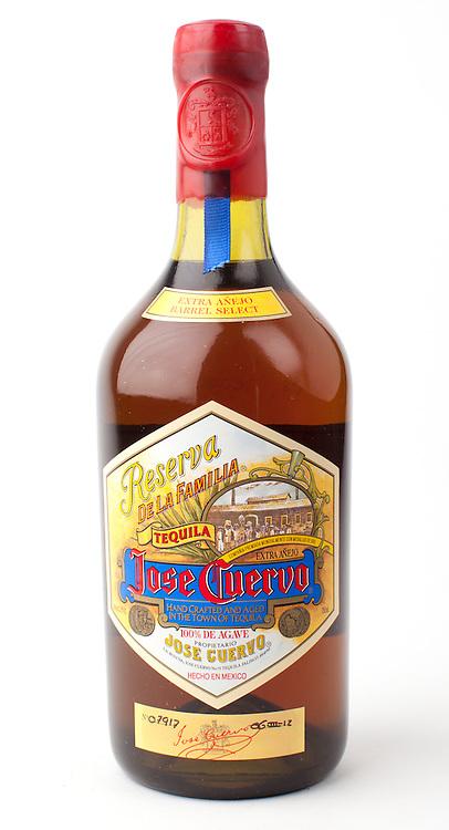 Jose Cuervo Reserva de la Familia -- Image originally appeared in the Tequila Matchmaker: http://tequilamatchmaker.com