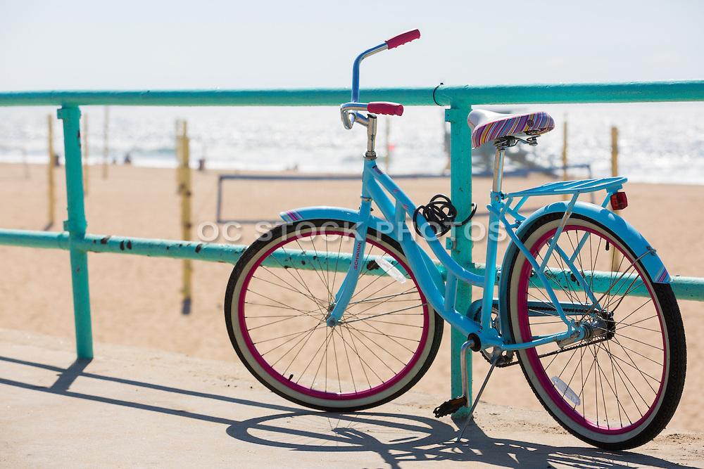 Beach Cruiser Bike at Manhattan Beach