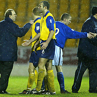 St Johnstone v Queen of the South....20.12.03<br />