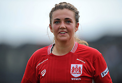 Jodie Brett of Bristol City Women - Mandatory by-line: Paul Knight/JMP - 24/09/2016 - FOOTBALL - Stoke Gifford Stadium - Bristol, England - Bristol City Women v Durham Ladies - FA Women's Super League 2