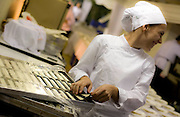 Brumadinho_MG, Brasil...Cozinheira cozinhando no Festival Gastronomico Sabor e Saber...A cook cooking in the Gastronomy Festival Sabor e Saber. ..Foto: BRUNO MAGALHAES / NITRO