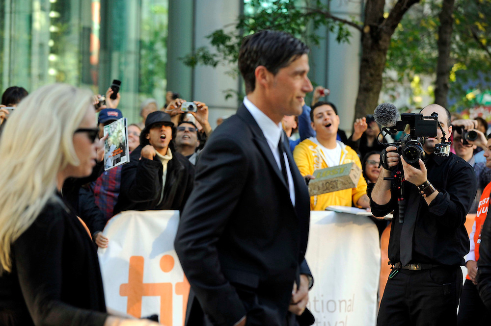TIFF  2012 - Day9 - Red Carpet  RTH<br /> <br />  Emperor - D. Peter Webber / W. David Klass <br /> <br /> Actors - Masayoshi Haneda / Eriko Hatsune /  Aaron Jackson / Tommy Lee Jones /  Matthew Fox