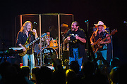The Marshall Tucker Band performing on April 19, 2013 at the Lincoln Theatre, Raleigh, NC