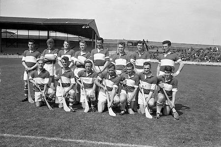 Senior Hurling at Croke Park, Wexford v Laois. Laois Team..08.07.1962