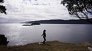 Clark Island, San Juan Islands, Puget Sound, Washington State