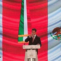 TOLUCA, Mexico.- Enrique Pena Nieto, gobernador del estado de Mexico, rindio su sexto y ultimo informe de gobierno. Agencia MVT / Mario Vazquez de la Torre. (DIGITAL)