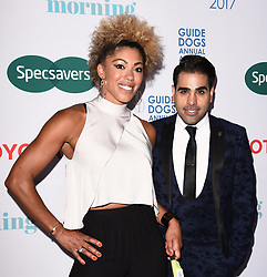 London, UK Dr Zoe Williams and Dr Ranj Singh at The Guide Dog Of The Year Awards held at The Hurlingham Club, Ranelagh Gardens, London on Wednesday 17 May 2017 <br /> Ref: LMK392 -46019-251113<br /> Vivienne Vincent/Landmark Media. <br /> WWW.LMKMEDIA.COM.