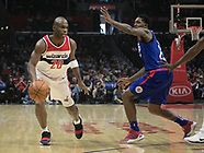 Clippers v Wizards - 09 Dec 2017