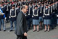 2013/03/23 Roma, funerali del Capo della Polizia. Nella foto Pier Luigi Bersani.<br /> Rome, Chief of Police funerals. In the picture Pier Luigi Bersani - &copy; PIERPAOLO SCAVUZZO