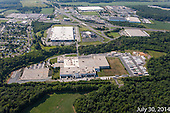Frito Lay Plant Construction Aerial Photography July 2014