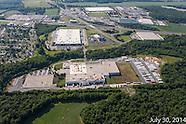 Frito Lay Plant Construction Aerial Photography July 2014