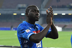 February 17, 2019 - Naples, Naples, Italy - Kalidou Koulibaly of SSC Napoli during the Serie A TIM match between SSC Napoli and FC Torino at Stadio San Paolo Naples Italy on 17 February 2019. (Credit Image: © Franco Romano/NurPhoto via ZUMA Press)