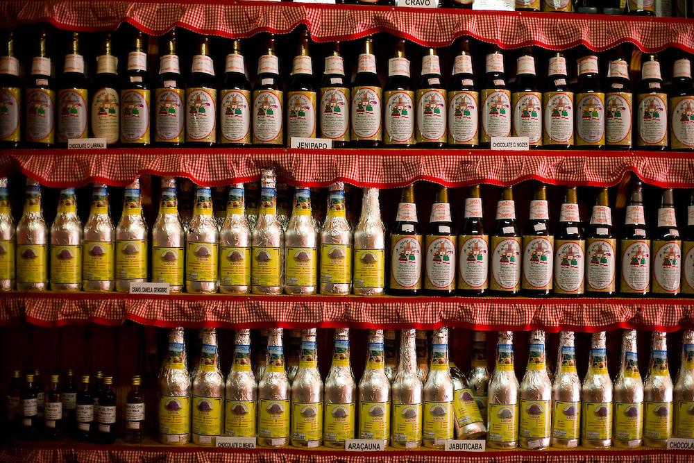 Domingos Martins_ES, Brasil...Detalhe de licor tipico da regiao de Domingos Martins...The typical liquor detail of Domingos Martins region...Foto: LEO DRUMOND / NITRO