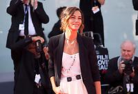 Anna Foglietta at the premiere of the film Foxtrot at the 74th Venice Film Festival, Sala Grande on Saturday 2 September 2017, Venice Lido, Italy.