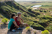 Gloss Mountains State Park for Oklahoma Tourism Department
