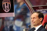 can - 02.05.2017 - Monaco - Champions League Semifinale -  Monaco-Juventus nella  foto: Massimiliano Allegri