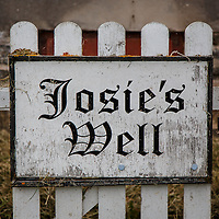Josie's Well, the water source for The Glenlivet Distillery in Glenlivet, Ballindaloch, Scotland, July 11, 2015. Gary He/DRAMBOX MEDIA LIBRARY