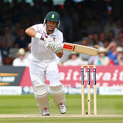 19/08/2012 London, England. South Africa's Jacques Rudolph during the third Investec cricket international test match between England and South Africa, played at the Lords Cricket Ground: Mandatory credit: Mitchell Gunn