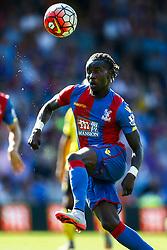Pape N'Diaye Souare of Crystal Palace - Mandatory byline: Jason Brown/JMP - 07966386802 - 22/08/2015 - FOOTBALL - London - Selhurst Park - Crystal Palace v Aston Villa - Barclays Premier League