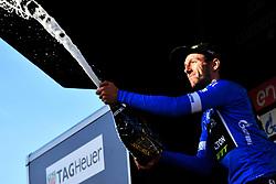 March 15, 2019 - Foligno, Perugia, Italia - Foto Gian Mattia D'Alberto / LaPresse.15/03/2019 Foligno (Italia) .Sport Ciclismo.Tirreno-Adriatico 2019 - edizione 54 - da Pomarance a Foligno  (226 km) .Nella foto:  Adam Yates GBR, maglia azzurra..Photo Gian Mattia D'Alberto / LaPresse .March 15, 2018 Foligno (Italy).Sport Cycling.Tirreno-Adriatico 2019 - edition 54 - Pomarance to Foligno (140 miglia) .In the pic:  Adam Yates GBR, blue jersey (Credit Image: © Gian Mattia D'Alberto/Lapresse via ZUMA Press)