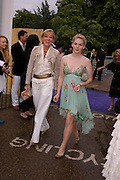 Lady Conran with her daughter Hattie Gallagher. The Serpentine Summer party co-hosted by Jimmy Choo. The Serpentine Gallery. 30 June 2005. ONE TIME USE ONLY - DO NOT ARCHIVE  © Copyright Photograph by Dafydd Jones 66 Stockwell Park Rd. London SW9 0DA Tel 020 7733 0108 www.dafjones.com