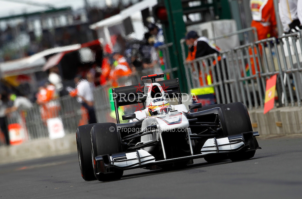 Motorsports / Formula 1: World Championship 2010, GP of Great Britain, 22 Pedro de la Rosa (ESP, BMW Sauber F1 Team),