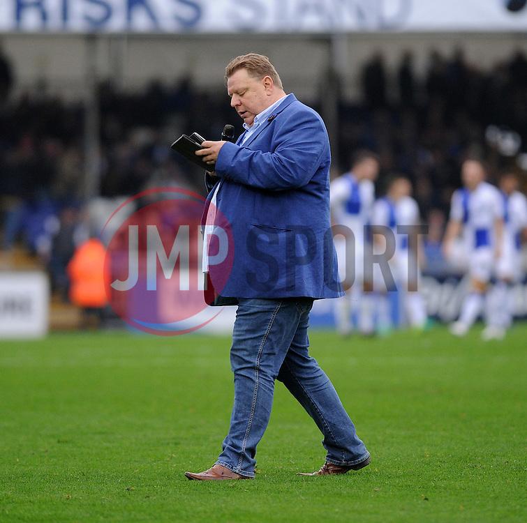 Nick Day - Mandatory by-line: Neil Brookman/JMP - 29/10/2016 - FOOTBALL - Memorial Stadium - Bristol, England - Bristol Rovers v Peterborough United - Sky Bet League One