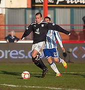 Dundee's Steven Milne and Kilmarnock's Rory McKeown - Dundee v Kilmarnock, William Hill Scottish FA Cup 4th Round,..- © David Young - .5 Foundry Place - .Monifieth - .DD5 4BB - .Telephone 07765 252616 - .email; davidyoungphoto@gmail.com - .web; www.davidyoungphoto.co.uk.