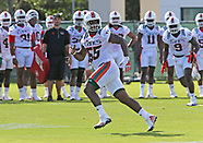 Miami Hurricanes football training camp - 01 August 2017