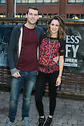 Repro Free: 9/10/2014 Sean Power and Madeline Mulqueen pictured at The Odeon, Dublin for the surprise Guinness Amplify Live gig. Music fans in Dublin were treated to an extra special experience as three of most highly acclaimed musicians of 2014, Kidnap Kid, Jess Glynn and Rudimental, played surprise performances. <br /> Guinness Amplify connects the freshest new music talent with audiences all over the country, as well as providing them with some of the resources and industry expertise they need to help them along the way. Picture Andres Poveda<br /> <br /> Full details of the Guinness Amplify programme are available on www.guinnessamplify.com.  Enjoy Guinness Sensibly. Visit www.drinkaware.ie<br /> ENDS<br /> For further information please contact:                                                                              <br /> Julie Blakeney, WH, on 0863420794 or Kristin Fox, WH, on 0872211916