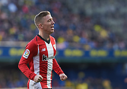 January 20, 2019 - Villarreal, Castellon, Spain - Iker Muniain of Athletic Club de Bilbao celebrates a goal during the La Liga Santander match between Villarreal and Athletic Club de Bilbao at La Ceramica Stadium on Jenuary 20, 2019 in Vila-real, Spain. (Credit Image: © Maria Jose Segovia/NurPhoto via ZUMA Press)