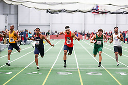 ECAC/IC4A Track and Field Indoor Championships<br /> 60 meter dash, Bucknell, Jeffrey Brown
