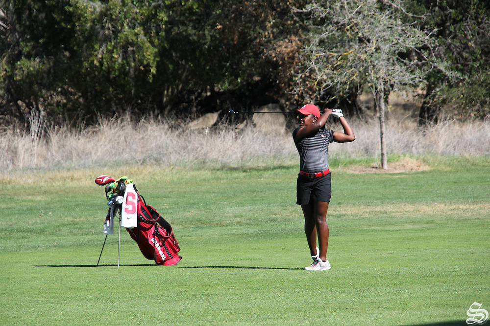 Mariah Stackhouse, 2014 Stanford Intercollegiate Hosted by Dr. Condoleeza Rice.