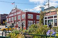 Cannery Row, Monterey, Californie, USA.