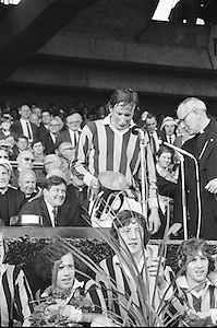 All Ireland Senior Hurling Final - Cork v Kilkenny.Kilkenny.03.09.1972  3rd September 1972