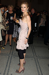 Model LAURA BAILEY at the 2005 British Fashion Awards held at The V&A museum, London on 10th November 2005.<br />