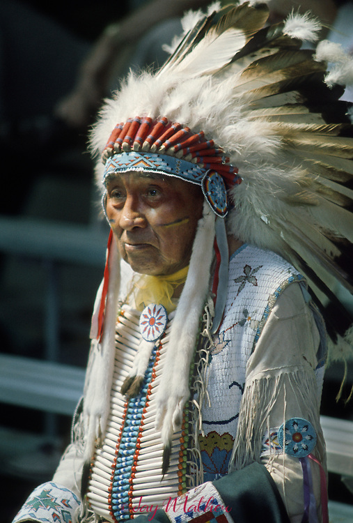 Native American members of the Denver chapter of White Buffalo Council held a pow-wow at the Jefferson County Fairgrounds.<br />
