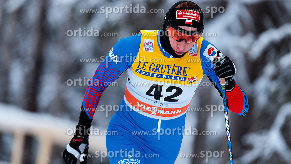 27.11.2016, Nordic Arena, Ruka, FIN, FIS Weltcup Langlauf, Nordic Opening, Kuusamo, Damen, im Bild Justyna Kowalczyk (POL) // Justyna Kowalczyk of Poland during the Ladies FIS Cross Country World Cup of the Nordic Opening at the Nordic Arena in Ruka, Finland on 2016/11/27. EXPA Pictures © 2016, PhotoCredit: EXPA/ JFK