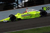 Ed Carpenter, Indianapolis 500, Indy Car Series
