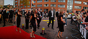 Victoria Beckham arriving. The Daily Mirror's Pride of Britain Awards, South Bank. London.   October 10 2005. ONE TIME USE ONLY - DO NOT ARCHIVE © Copyright Photograph by Dafydd Jones 66 Stockwell Park Rd. London SW9 0DA Tel 020 7733 0108 www.dafjones.com