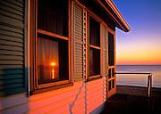 Cottege overlooking Cape Cod Bay, Truro, Cape Cod