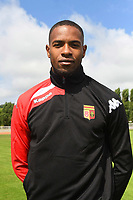 William Sery during the Friendly match between Lens and Quevilly Rouen on 1 July 2017, in France. ( Photo by Philippe le Brech / Icon Sport )