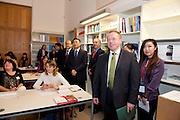 The Galway Education Centre announced that is to become the regional training centre in the west of Ireland for Chinese Language and Culture in partnership with The UCD Confucius Institute for Ireland. At the Galway education centre was Ciaran Cannon TD, Minister for Training & Skills at the Department of Education & Skills. Picture:Andrew Downes
