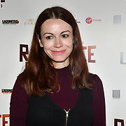 Sarah Leigh is an English Actress attend 'Souls of Totality' film at Raindance Film Festival 2018, London, UK. 30 September 2018.