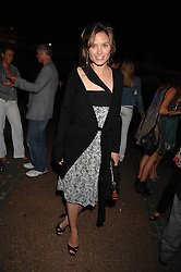 SHEHERAZADE GOLDSMITH at the Quintessentially Summer Party at the Wallace Collection, Manchester Square, London on 6th June 2007.<br />