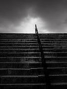 Nijō Castle Stairs